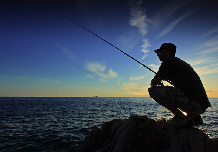 Main Slideshow – Sunset Fishing